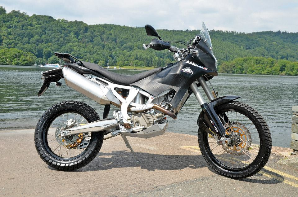 CCM GP450 Adventure