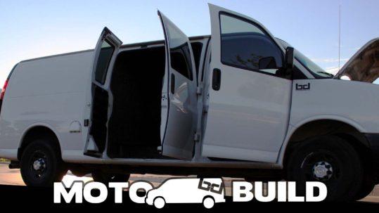 MotoVan Build