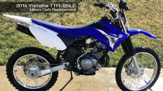Yamaha TTR125